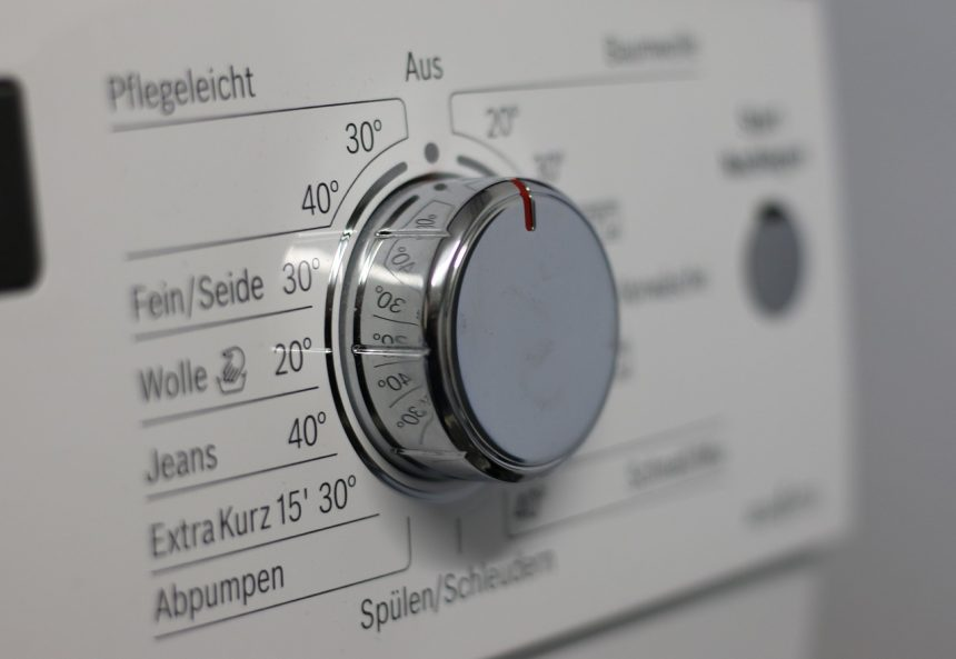 Major breakdowns of your washing machine