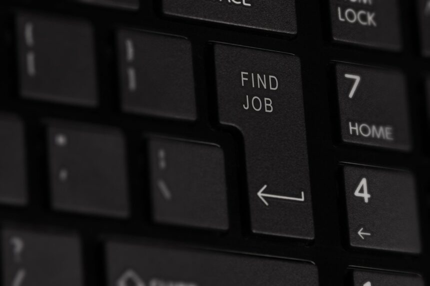 The Internet helps job seekers and employers