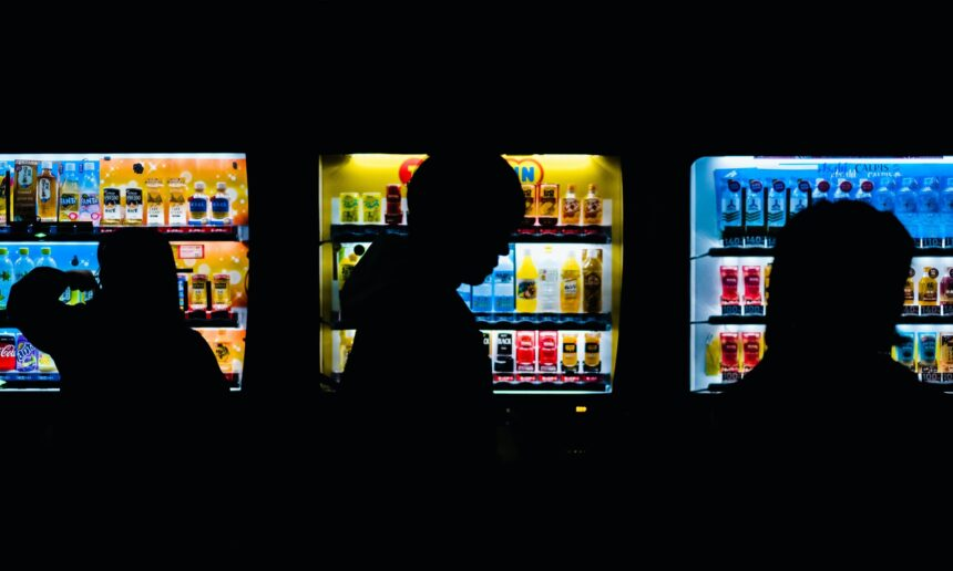 Vending machine: history and benefits